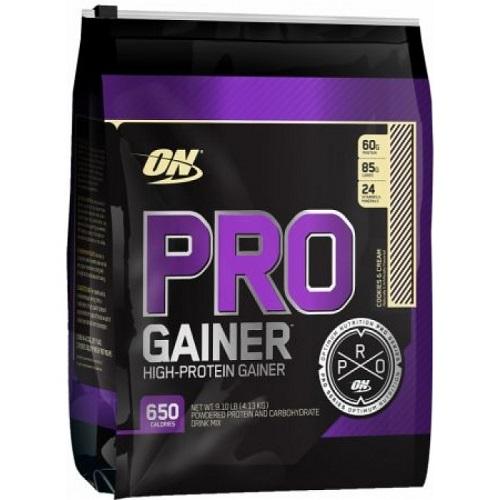 Optimum Nutrition Pro Gainer Double Chocolate   Lbs   Kg