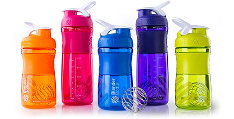 Blender Bottle SportMixer Media Insert 1