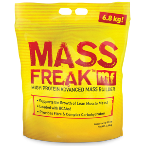 Mass Freak - Mass Gainer