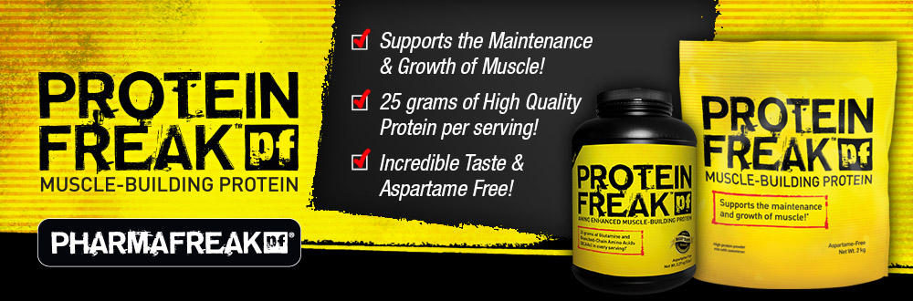 Protein for sports and bodybuilding