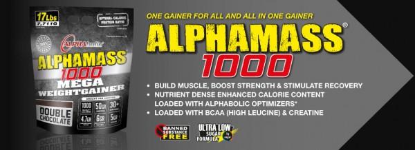 Alphabolic AlphaMass 1000 MI