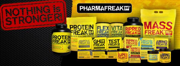 Pharmafreak-lineup