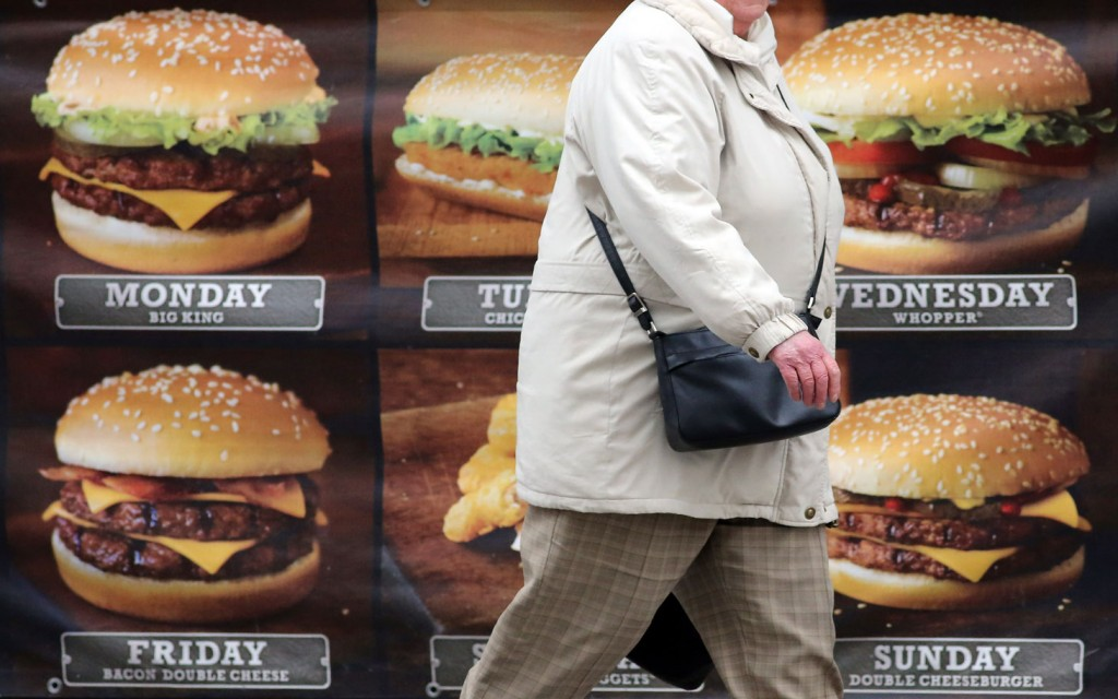 essays about fast food and obesity