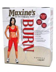 Maxine burn protein