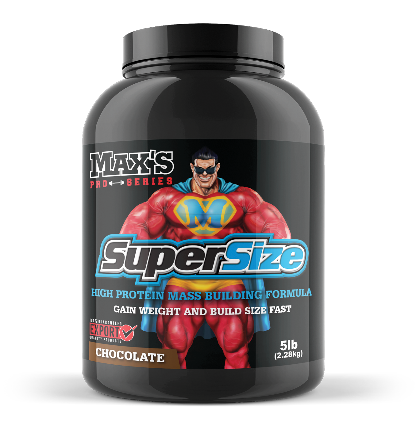 Super mass gainer serving size